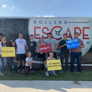 Rolling Escape Room - Mobile Game Activities / Family Entertainment in Frisco, Texas