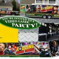 Rolling Video Games of Northern VA - Mobile Game Activities in Ashburn, Virginia