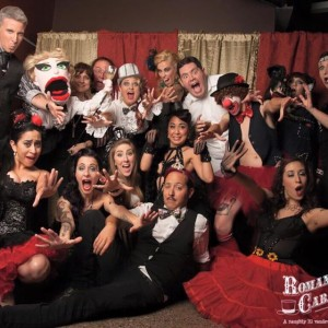 Romantasy Cabaret and VaVaVoom Burlesque - Cabaret Entertainment in Phoenix, Arizona