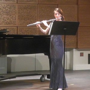 Maria Aquino - Flute Player in Brick, New Jersey