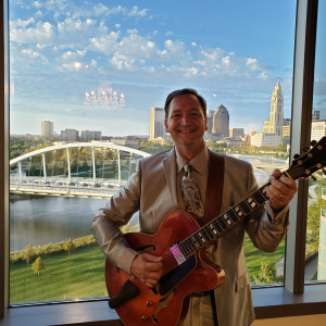 Romantic Guitar by George Schumann - Guitarist / Wedding Entertainment in Pickerington, Ohio