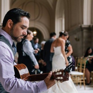 Romantic Weddings Guitarist - Jay Alvarez - Guitarist / Classical Guitarist in Soquel, California