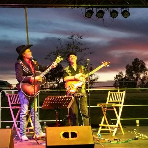 Romantic West listening and dancing - Country Band in Encinitas, California
