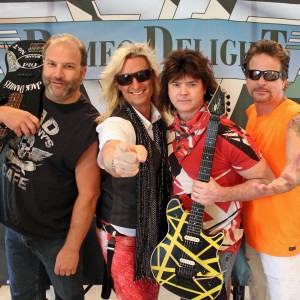 Romeo Delight The Ultimate Van Halen Tribute Band - Van Halen Tribute Band / 1980s Era Entertainment in Huntingdon Valley, Pennsylvania