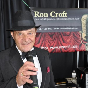 Ron Croft - Jazz Singer / Crooner in Niagara Falls, Ontario
