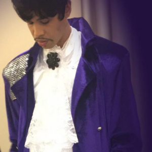 Ron Rousselle - Prince Tribute in Lafayette, Louisiana