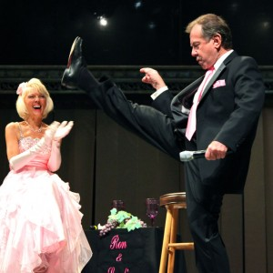 Ron & Sandie Sing & Swing Theme Shows - Pop Singer / Wedding Singer in Bartlett, Illinois