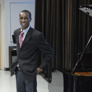 Ronald Joseph - Classical Pianist in New Orleans, Louisiana