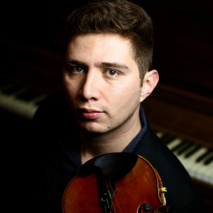 Ronald Villabona - Violinst - Violinist / Classical Ensemble in San Antonio, Texas