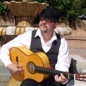 Ronaldo Baca - Classical Guitarist in Albuquerque, New Mexico