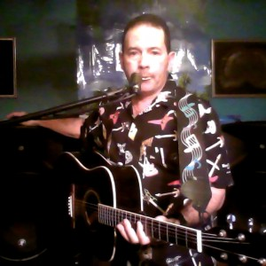 Ronnie Aina - Singing Guitarist in Kihei, Hawaii