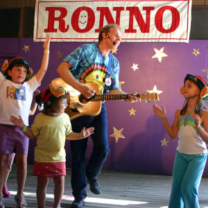 Ronno - Children's Music in Kitchener, Ontario