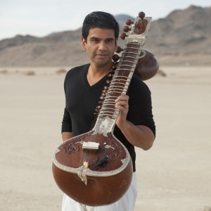 Ronobir Lahiri - Sitar Player / Techno Artist in Los Angeles, California