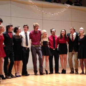 Room 46 A Cappella - A Cappella Group in Colorado Springs, Colorado