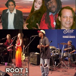Root 1 - Reggae Band in Austin, Texas
