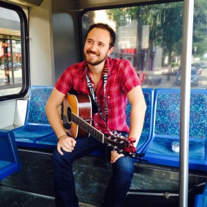 Rory Sullivan - Singing Guitarist in New Orleans, Louisiana