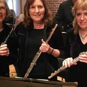 Rosalie Morrow - Flute Player in Winston-Salem, North Carolina