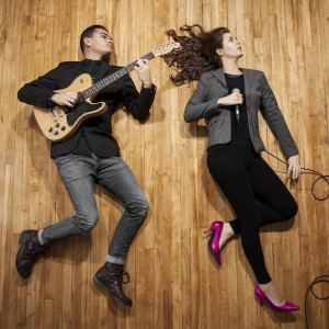 Rose Bonbon pop duo - Dance Band / Wedding Entertainment in Montreal, Quebec