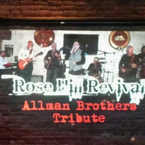 Rose Hill Revival The Definitive Allman Tribute - Southern Rock Band / Classic Rock Band in Prospect Heights, Illinois