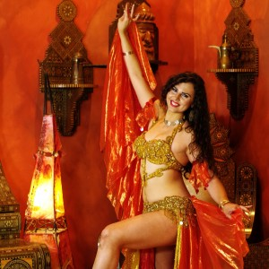 Rose, Middle-Eastern Dancer - Belly Dancer in Chicago, Illinois