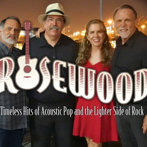 Rosewood - Acoustic Band in Long Beach, California