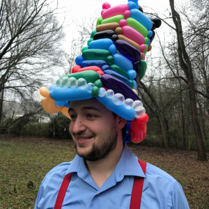 Ross the Balloon Guy - Balloon Twister / Singing Telegram in Charlotte, North Carolina