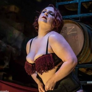 Roxy Bordeaux - Burlesque Entertainment in Bloomington, Indiana