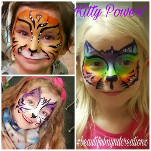 Roxy's Face Painting - Face Painter / Outdoor Party Entertainment in San Jose, California