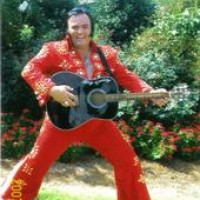 Roy Gaddy - Elvis Impersonator in Polkton, North Carolina