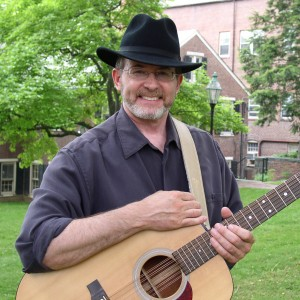 Roy Justice - Singing Historian - Educational Entertainment in Chambersburg, Pennsylvania