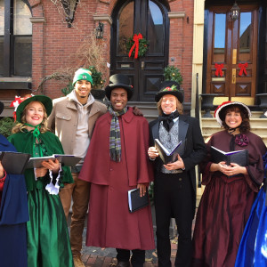 Royal Crown Carolers - Christmas Carolers in Boston, Massachusetts