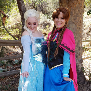 Royal Kids Parties - Princess Party in Whittier, California