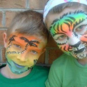 Royal Magic Events and Face Painting - Face Painter in Knoxville, Tennessee