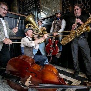 Royal Street Ramblers - Cover Band / 1940s Era Entertainment in Denver, Colorado