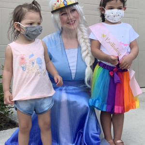 Royal Tea Princess Parties - Tea Party in San Antonio, Texas