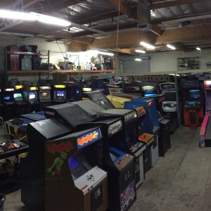 Royce's Arcade - Venue / Party Rentals in Chatsworth, California