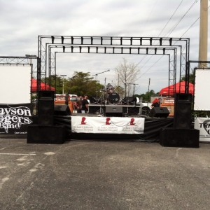 R&S Stage Rental