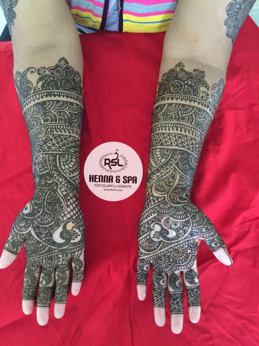 Henna Tattoo Artist Rental: Henna Tattoo Artist In New