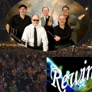 Rewind - Classic Rock Band / Rock Band in Peoria, Illinois