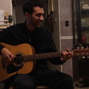 Ruben Castro - Singing Guitarist in Austin, Texas