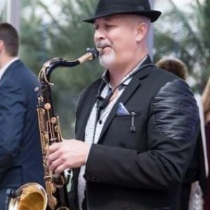 Ruben Daniel Gonzalez - Saxophone Player / Wedding Musicians in Miami, Florida