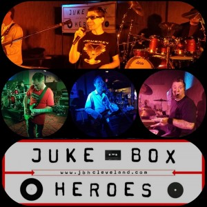 Juke Box Heroes - 1980s Era Entertainment in Cleveland, Ohio