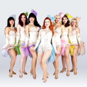 Ruby Revue - Burlesque Entertainment in Dallas, Texas