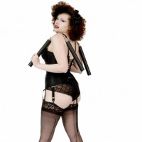 Ruby Valentine - Burlesque Entertainment / Female Model in Hudson, New York