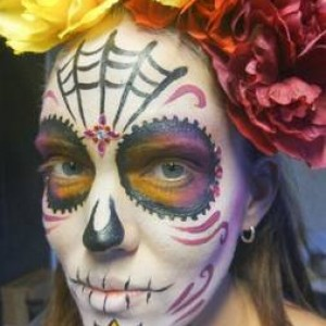 Rubyz Creationz - Face and Body Art - Face Painter / Children's Party Entertainment in San Bernardino, California