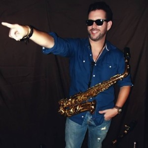 Rudy Fernandez - Saxophone Player / World Music in Miami, Florida
