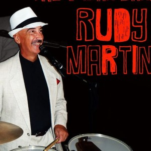 Rudy Martin - Crooner in Memphis, Tennessee