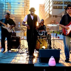 Rue Jackson and the Street Jaxkson Band - Blues Band in Chicago, Illinois