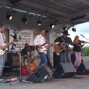 The Rupert Duncan Country Band - Country Band / 1990s Era Entertainment in Rio Linda, California