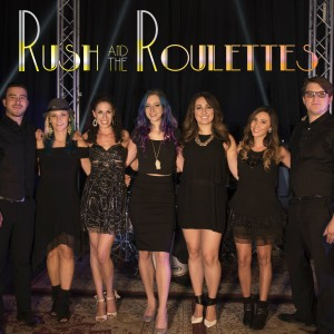 Rush and the Roulettes - Cover Band / Big Band in El Segundo, California